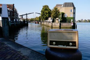 The Kilrock studio is situated near the city of Dordrecht, surrounded by the Dordrecht Kil Area